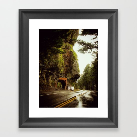 Ingress Framed Art Print