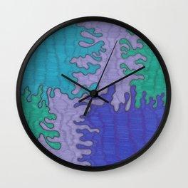 Instillation 13 Wall Clock