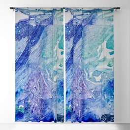 Water Scarab Fossil Under the Ocean, Environmental Blackout Curtain