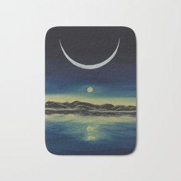 Supernatural Eclipse Bath Mat