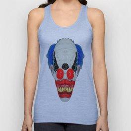 Creepy Clown Unisex Tank Top