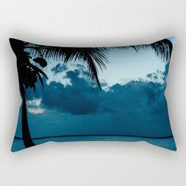 Bahamian Sundown Rectangular Pillow