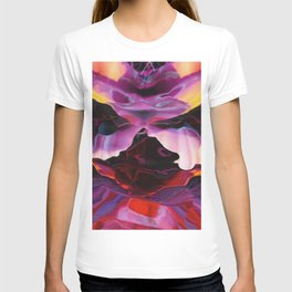 Flora and fauna is vibrant T-shirt