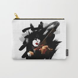 Paganini devil violinist  Carry-All Pouch