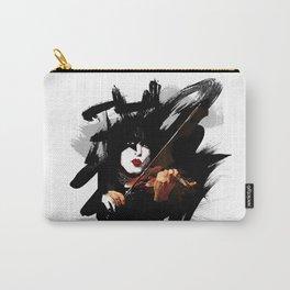 Paganini devil violinist  Carry-All Pouch