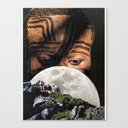 The Fall of All Canvas Print