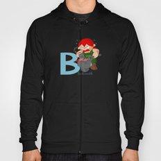 b for blacksmith Hoody