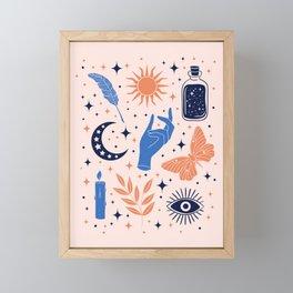 Magical Items  Framed Mini Art Print
