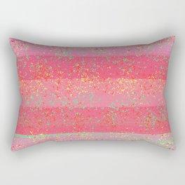 Summer Confetti Rectangular Pillow
