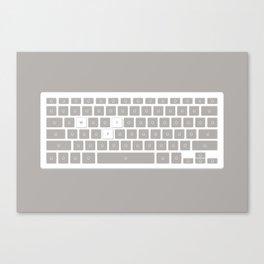"The Key""Bored"" Prank Canvas Print"