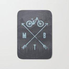 Downhill MTB Bath Mat