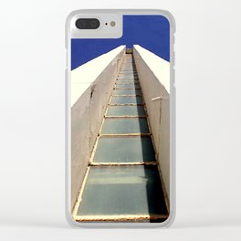 Cape Jervis Lighthouse Clear iPhone Case