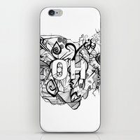 ohio iPhone & iPod Skins featuring Ohio. by Stefani Reeder