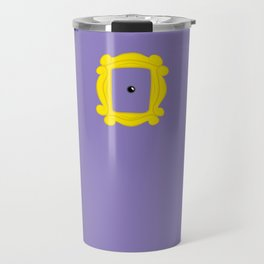 Friends Peephole Frame Travel Mug