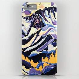 Macbeth Icefield iPhone Case