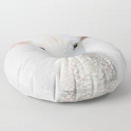 Lamb - Colorful Floor Pillow