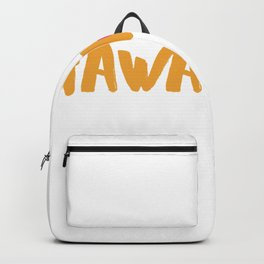 Hawaii Life Gifts Backpack