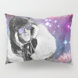 People of the Universe-Space Glasses-Purple Pillow Sham