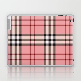 pinkgucii pattern Laptop & iPad Skin