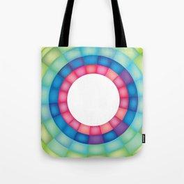 Grid Study - Close Up Tote Bag