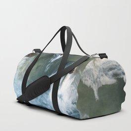 Garry Point - Original Resin Painting Duffle Bag