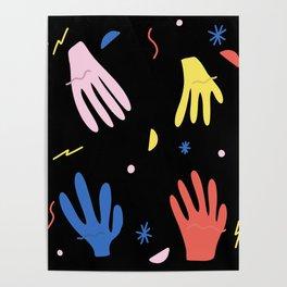 Handsy Poster