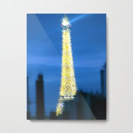 Eifel by night Metal Print