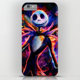 nightmare before christmas 2 iPhone Case