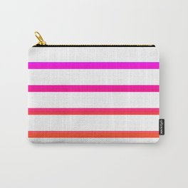 Warm lines Carry-All Pouch