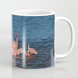 Dancing on the Sand Coffee Mug
