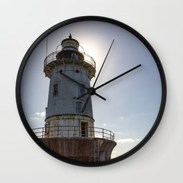 Hoopers Island Lighthouse Wall Clock