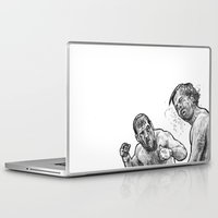 snatch Laptop & iPad Skins featuring snatch by BzPortraits