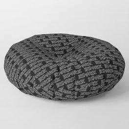 Bismarck Floor Pillow
