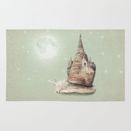 The Snail's Dream Rug