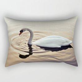 On Golden Pond Rectangular Pillow