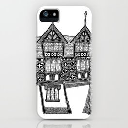 The gateway House iPhone Case