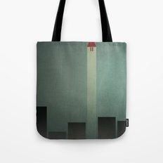 Smooth Minimal - Flying man Tote Bag