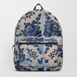 Portuguese Azulejo tiles Backpack