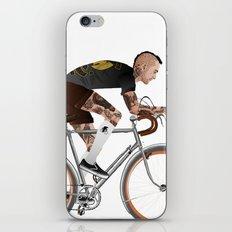Bike Driver iPhone & iPod Skin