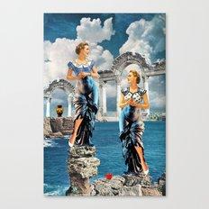 Eris' Apple Canvas Print