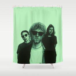 NIR-VA-NA Shower Curtain