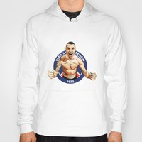 zlatan Hoodies featuring Zlatan Ibrahimovic by Just Agung