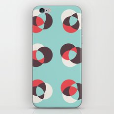 Bloomies iPhone & iPod Skin