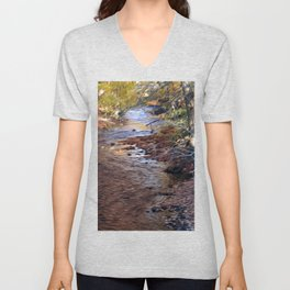 Mill River Unisex V-Neck