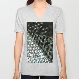 Harpa,  concert hall and conference centre Unisex V-Neck