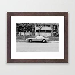 Soloparking #3 Framed Art Print