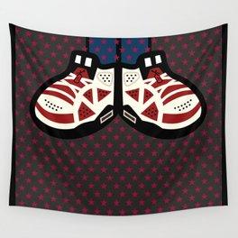 AIR JORDAN 6 Wall Tapestry