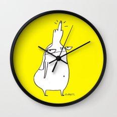 fuckhead Wall Clock