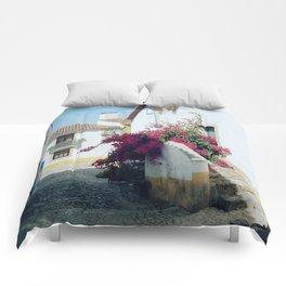 Portugal, Obidos (RR 185) Analog 6x6 odak Ektar 100 Comforters