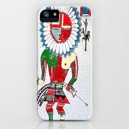 Kachina iPhone Case